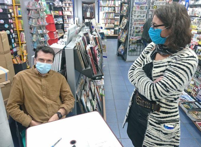 """Stéphane Beauvais signe avec """"de l'encre dans les veines"""""""
