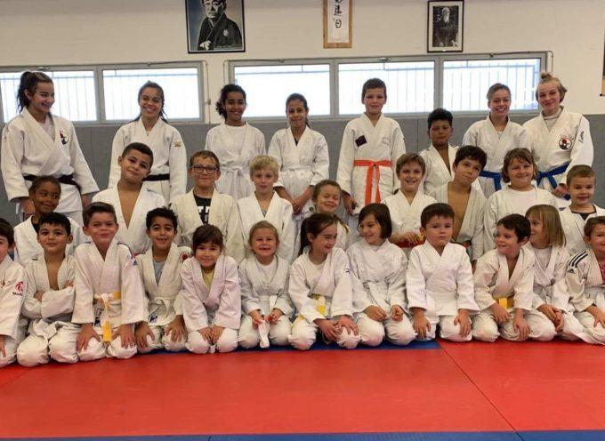 Le Torri Judo Club Aspet en stage à Martres Tolosane