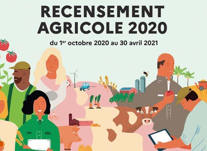 LANCEMENT DU RECENSEMENT AGRICOLE EN OCCITANIE