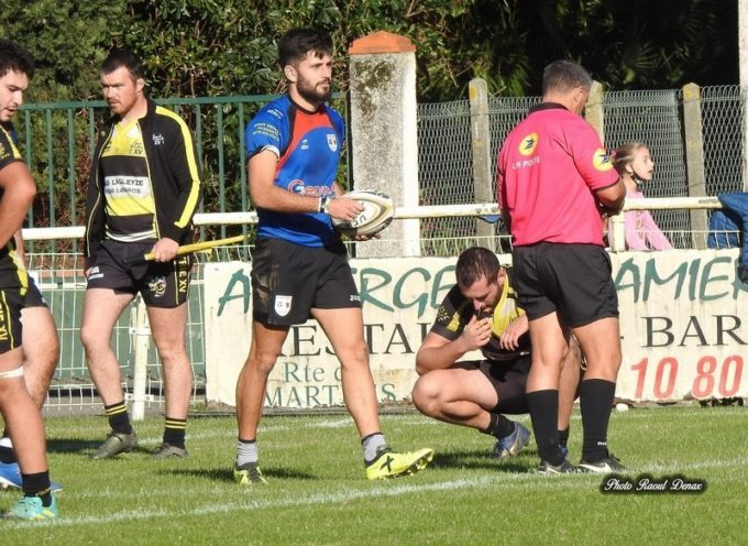 Rugby XV : L'UCF fait le plein