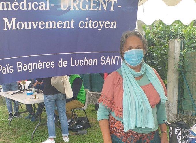 """""""Païs Bagnères de Luchon Santé"""" n'est plu ! Marie Cécile Naud : j'abandonne !"""