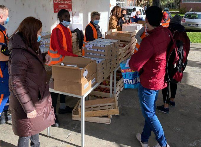Région Occitanie Covid 19 : aide alimentaire pour les étudiants