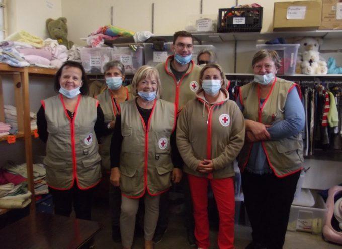 Croix Rouge : 3061 euros pour les sinistrés de la tempête Alex