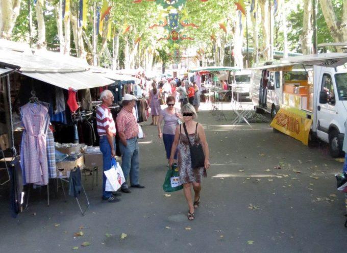Confinement: Les marchés de plein vent de Carbonne maintenus !