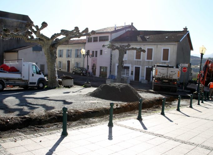 Montréjeau : La rue des Pyrénées enfin opérationnelle ?