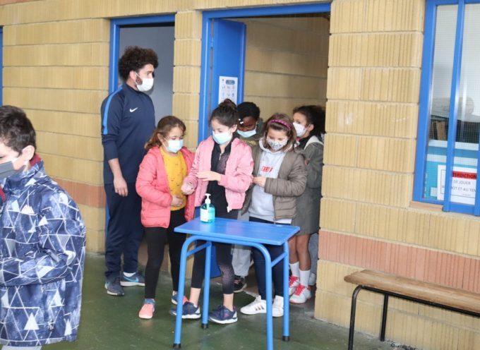 Pointis de Rivière : Le foot revient à l'école !