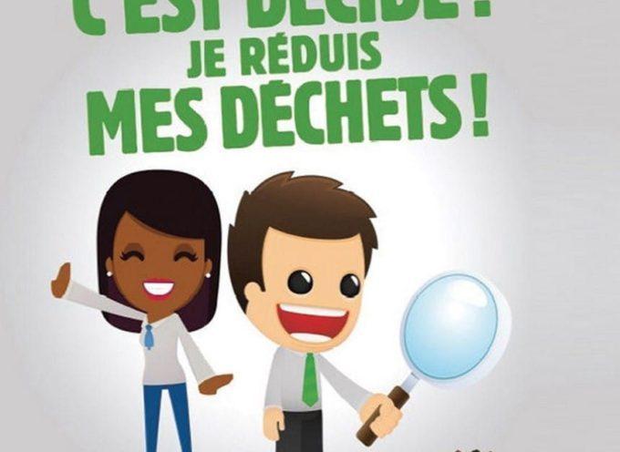 Samedi 21 novembre : semaine européenne de réduction des déchets