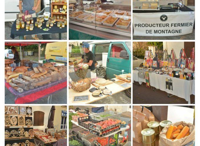 Labarthe-Inard : N'oubliez pas le marché, dimanche 29 novembre!