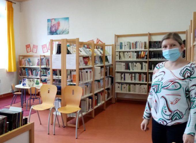 """La médiathèque municipale d'Aspet fonctionne en mode """"Bibliothèque à emporter"""""""