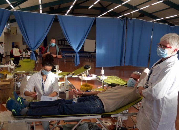 Montréjeau : Collecte de sang, un joli cadeau de Noël pour l'EFS