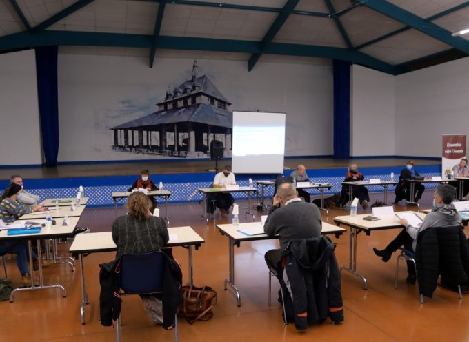 Montréjeau : Conseil municipal, la table d'orientation en bonne voie