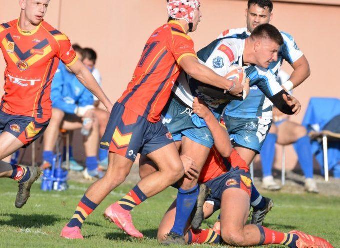 Rugby XIII :Trouée dans le ciel bleu saint gaudinois