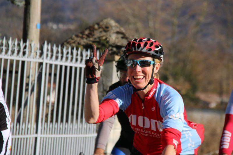 Kate, la championne, toujours de bons conseils avec le sourire ..