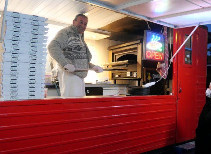 Saint Plancard : Les pizzas de Franck
