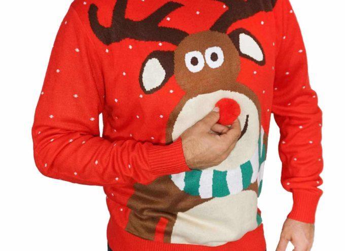 Vendredi 18 décembre, journée internationale du pull de Noël