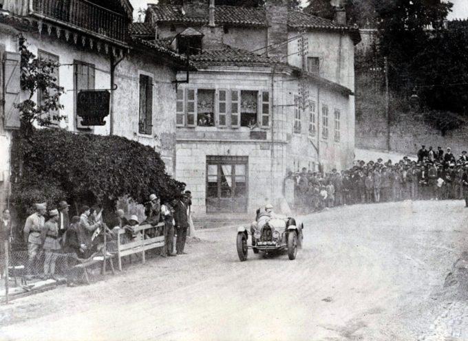 Montréjeau 1925 / 1932 : le Grand Prix auto moto du Comminges passe à Montréjeau
