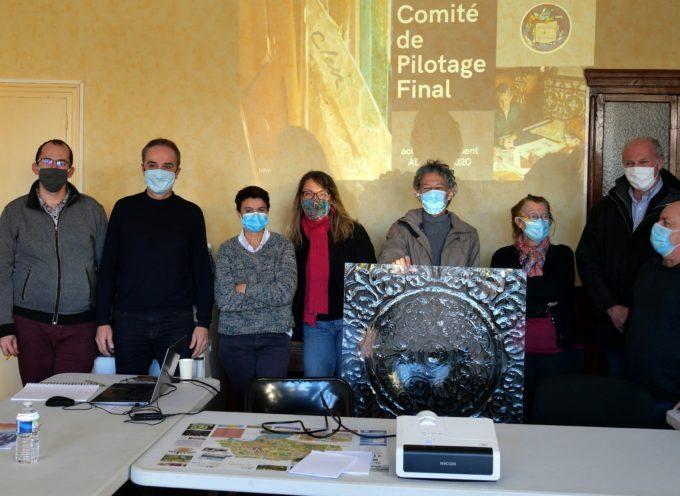 Montréjeau : Atelier Vitrail du Mont Royal, entre tradition et innovation