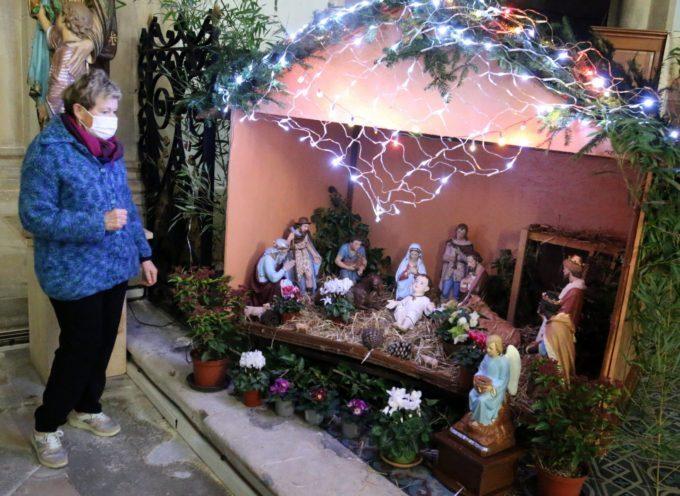 Saint-Martory : Des santons restaurés avec amour et patience