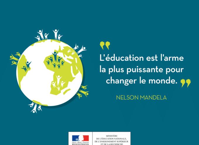 Dimanche 24 janvier, journée Internationale de l'éducation