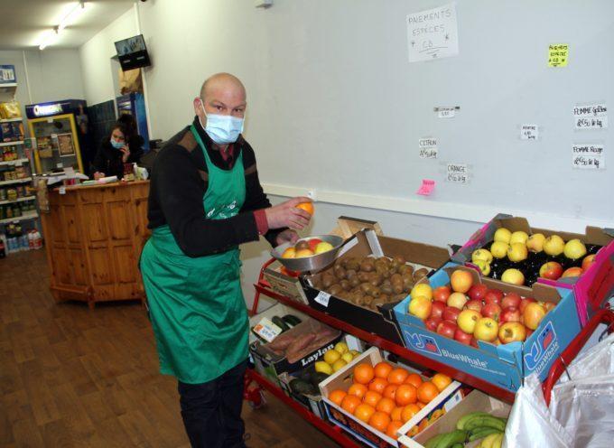Montréjeau : Fruits, légumes, épicerie, c'est chez Momo !