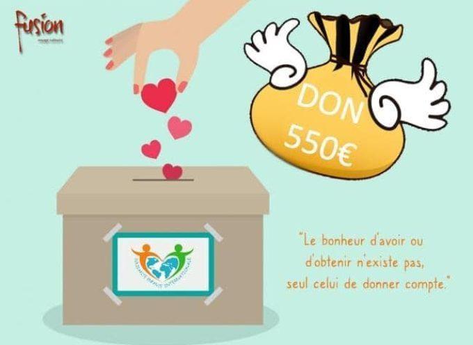 Restaurant Fusion de Marignac-Lasclares : Quand le cœur dépasse la raison