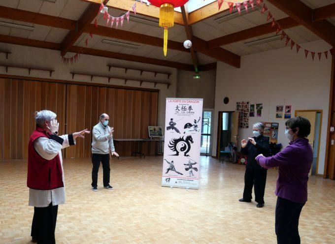 Clarac : Le Tai Chi reprend au foyer rural