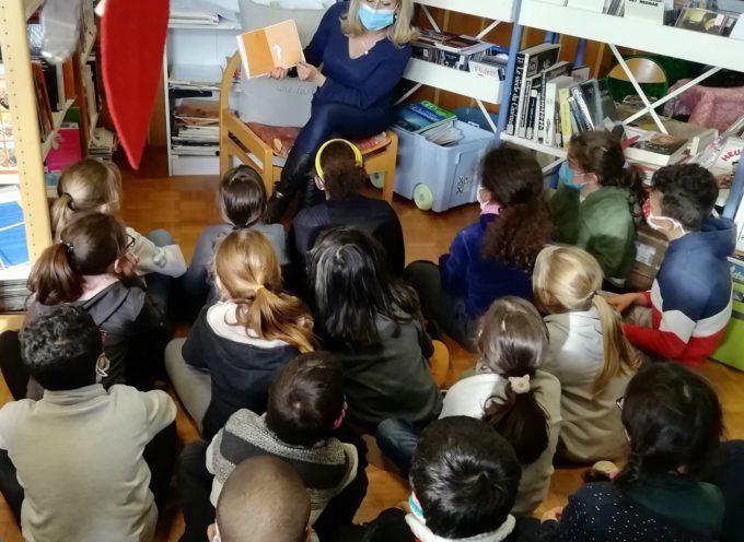 Médiathèque de Clarac : le goût de la lecture pour les enfants
