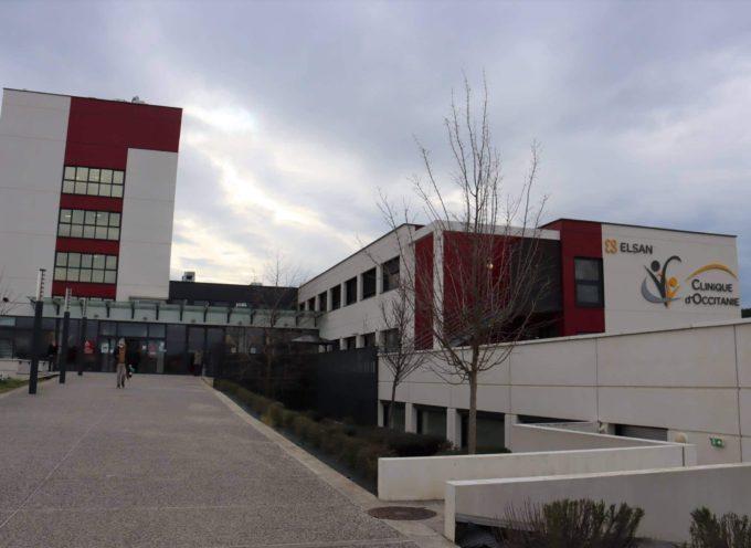 La clinique d'Occitanie désignée pour vacciner les soignants