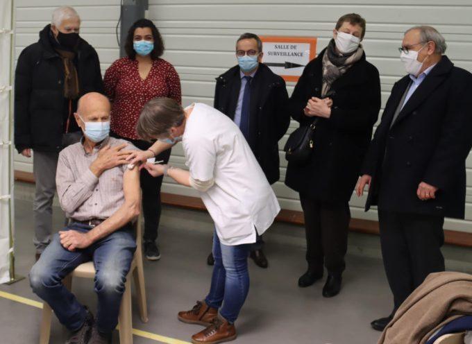 Dernière minute : Vaccination ce dimanche à Auterive