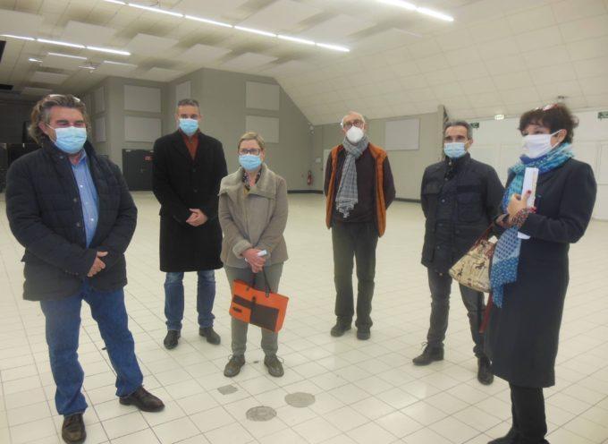 Saint-Gaudens : Un centre de vaccination anti-Covid opérationnel pour les plus de 75 ans