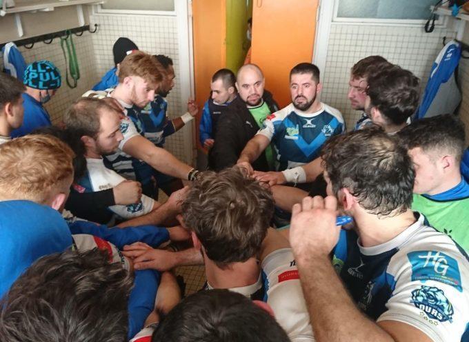 XIII : Eclectique équipe saint-gaudinoise….