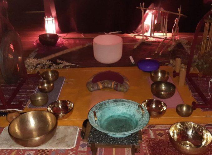 Un stage à la rencontre du pouvoir du son et de la vibration musicale à Sengouagnet