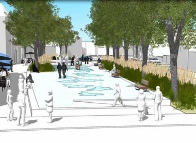 Rénovation du centre-bourg Cazères : les travaux de la Place du Commerce débutent (vidéo)