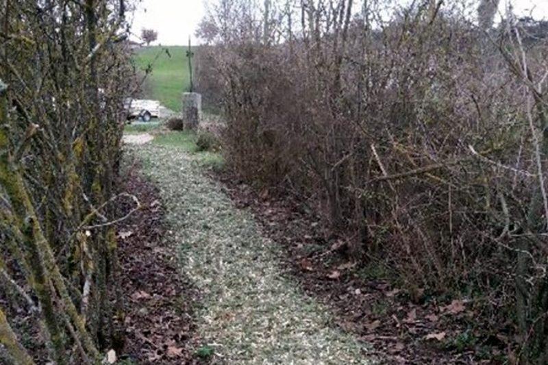chemin de Montaudoux