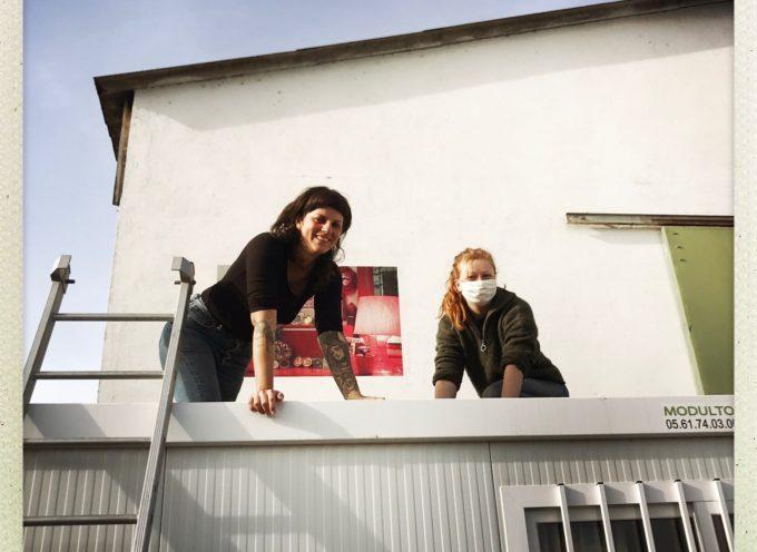 PAHLM : Des collections privées locales pour prolonger la résidence de l'artiste Lena Durr