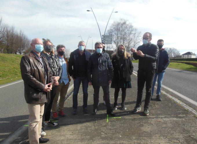 Saint-Gaudens : la ligne d'arrivée du Tour de France est fixée