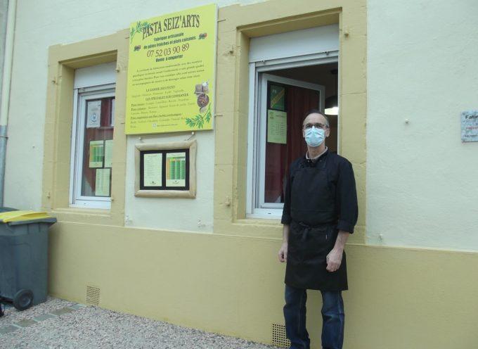 Pasta Seiz'Arts : Des pâtes fraîches à emporter au cœur de Cazères