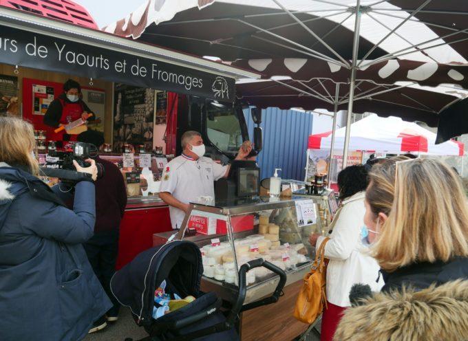 Montréjeau : Dominique Bouchait parle de l'IGP pour France2