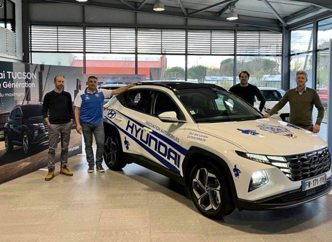 XIII, Hyundai partenaire du Racing
