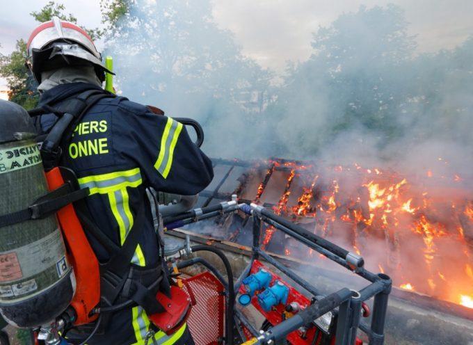 Villeneuve de Rivière  Incendie mortel dans une maison