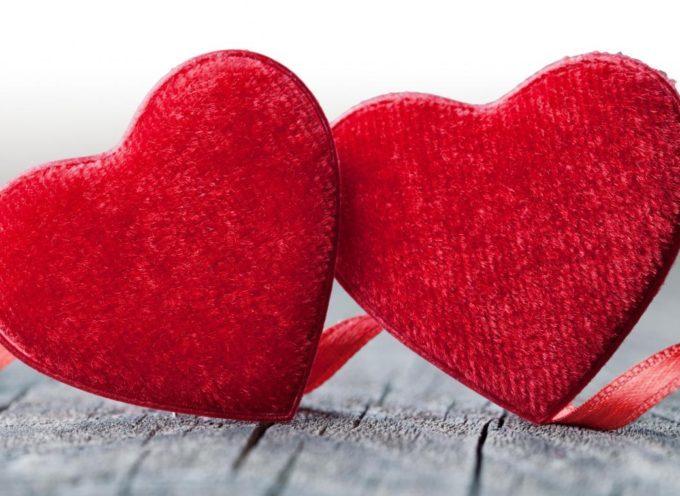 Saint Valentin : bonne fête les amoureux!