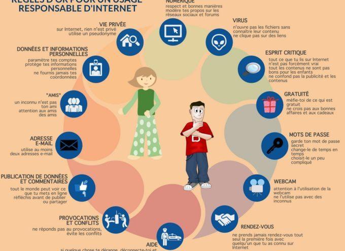 Mardi 9 février, journée mondiale pour un Internet plus sûr