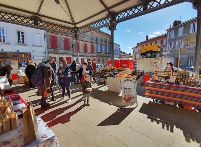 Le Fousseret : un marché toujours aussi gourmand !