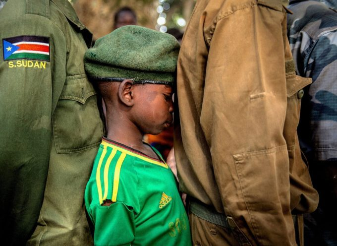 Vendredi 12 février, journée internationale des enfants soldats