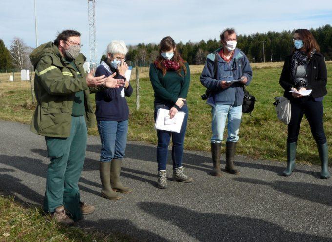 Plateau de Lannemezan / Comminges Zones humides : un piège à carbone