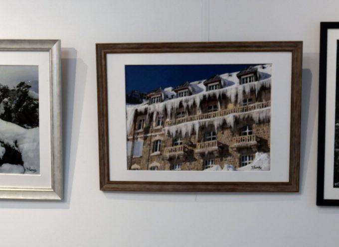 Montréjeau : Des tableaux en 3D à l'Espace André Marquerie