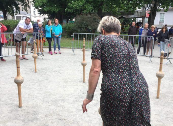 """La """"Pastorala"""" et le Jeu de Quilles de Neuf, le renouveau de la culture Occitane"""