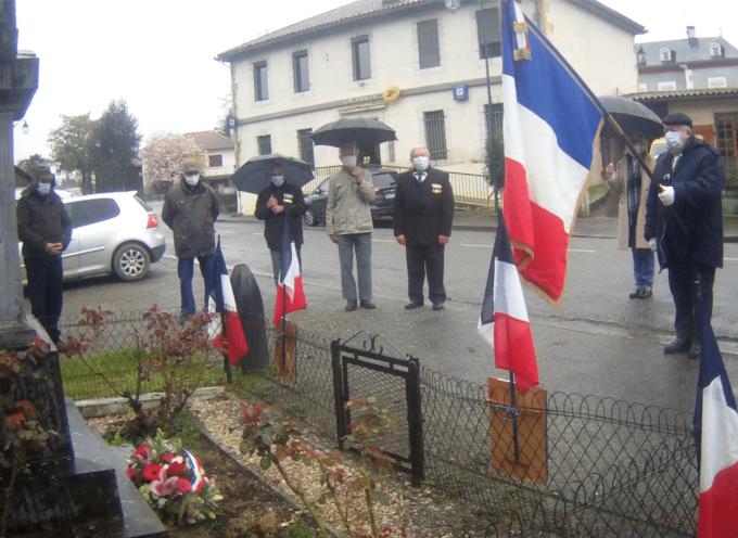 Saint Plancard : Le 19 mars commémoré