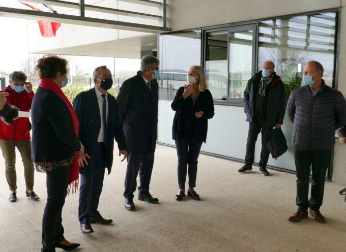 Georges Méric : Visite en Volvestre