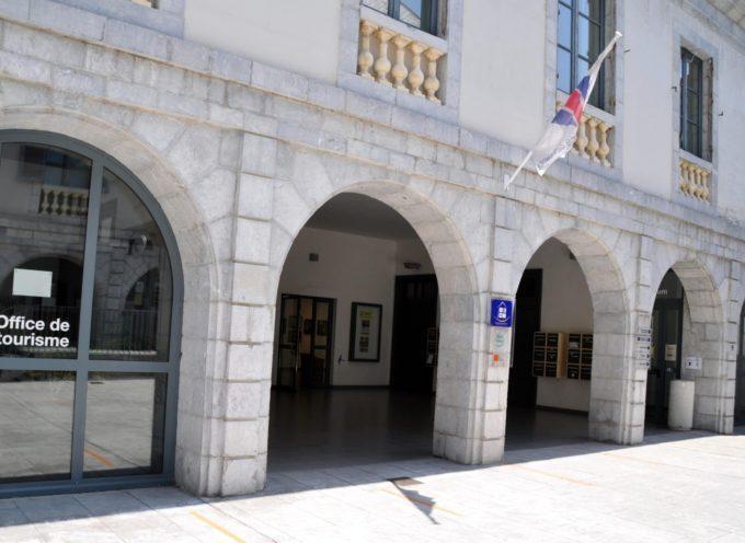 Montréjeau : Une billetterie au Bureau d'information touristique
